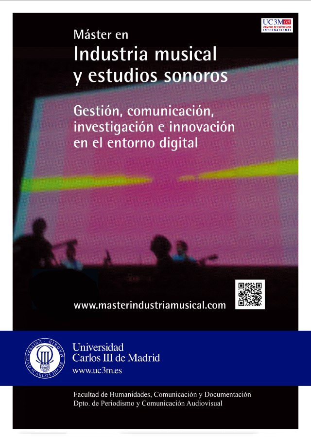 cartel master industria musical